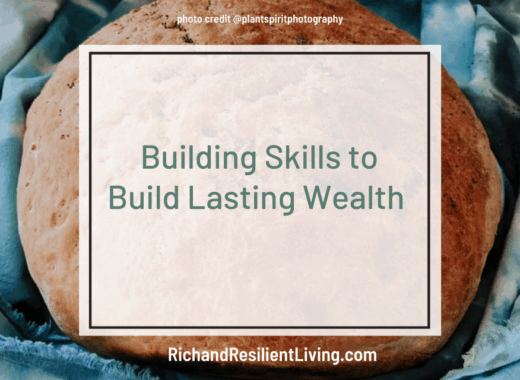 building skills to build lasting wealth